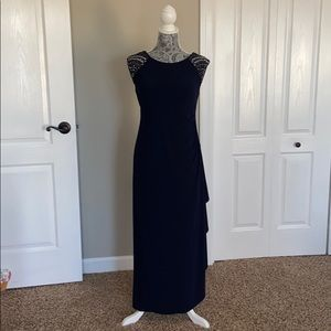 Petite Formal Gown